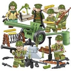 Минифигурки Военных Армия США серия 403