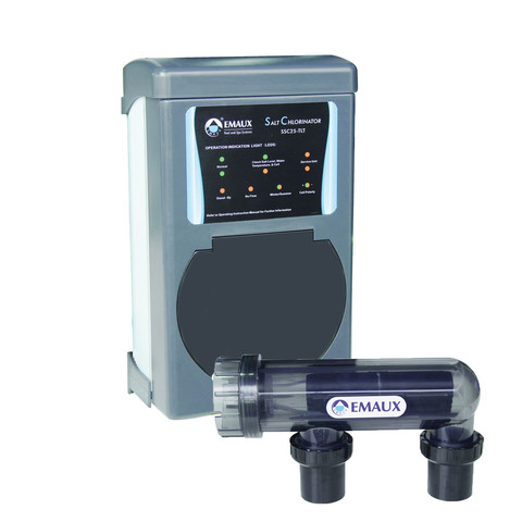 Хлоргенератор Aquaviva SSC15-E (50 м3, 15 г/час) / 4490