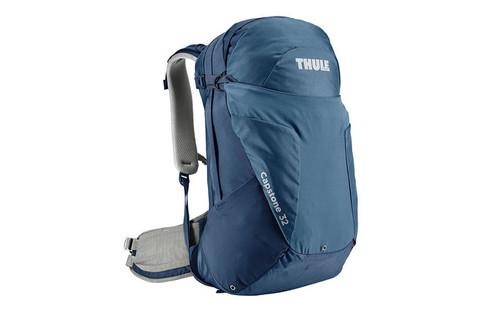 Картинка рюкзак туристический Thule Capstone 32L Тёмно-Синий/Синий - 1