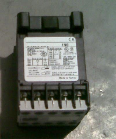 23100150 Пускатель электромагнитный электродвигателя 230В, 50/60 Гц, 10А