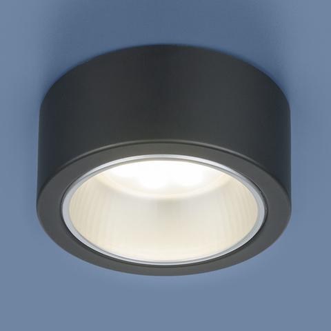 Накладной потолочный светильник 1070 GX53 BK черный