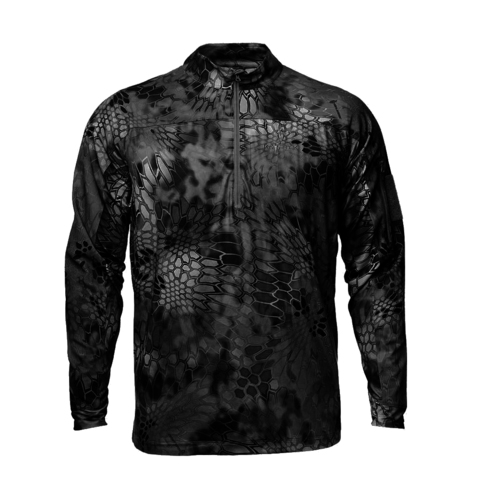 Куртка KRYPTEK Valhalla 2 LS ZIP с молнией и длинными рукавами (Typhon)