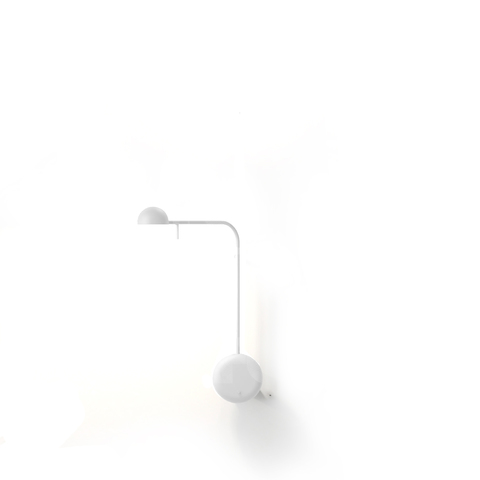 Настенный светильник копия Pin 1680 by Vibia (белый)