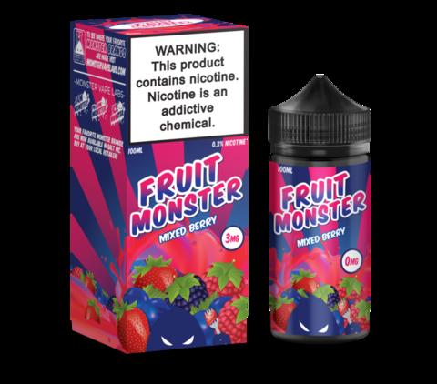 Жидкость Fruit Monster 100 мл Mixed Berry