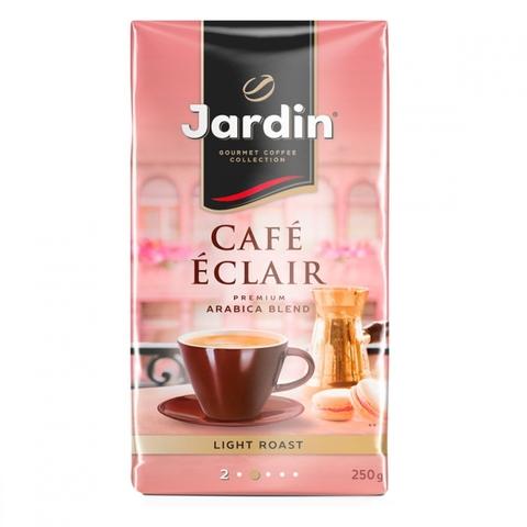 Кофе JARDIN Cafe Eclair молотый 250 г в/у РОССИЯ
