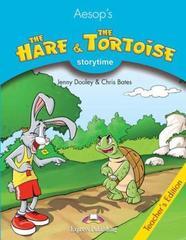 The Hare & The Tortoise. T'B (with cross-platform app). Книга для учителя (с ссылкой на электронное приложение)