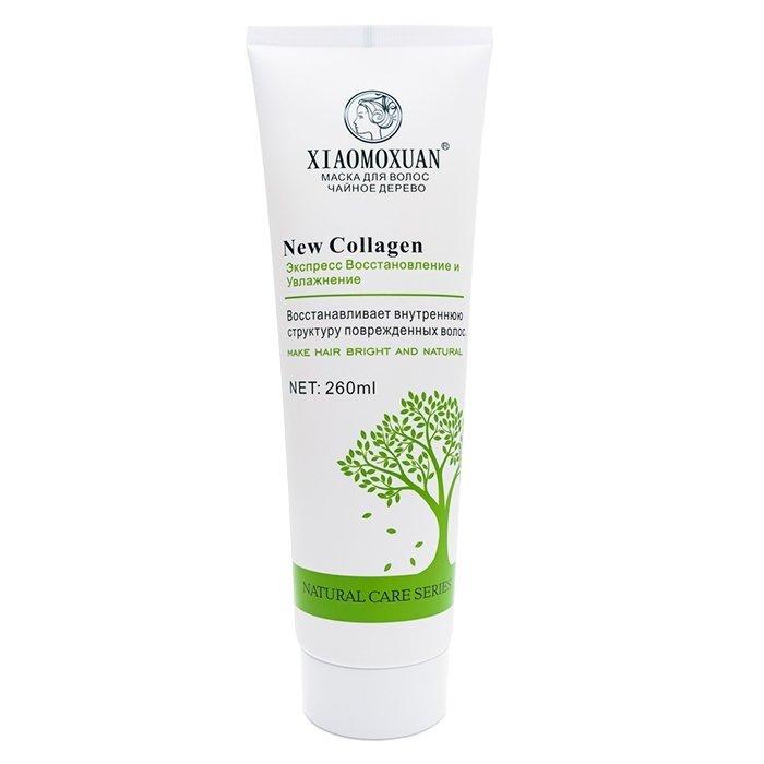 Маска для волос XIAOMOXUAN New Collagen с коллагеном 260 мл