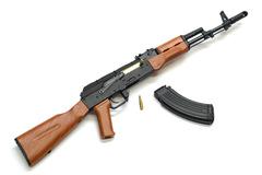 Kalashnikov AK74 scale 1:4