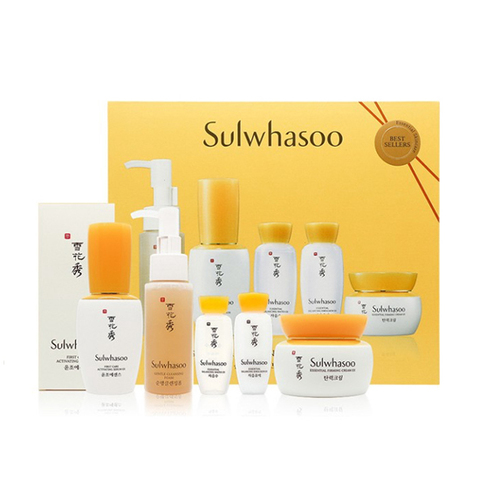 Sulwhasoo First Care Activating Serum Trial Kit