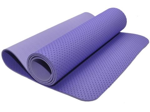 Коврик для йоги и фитнеса: TJD-FO066  (Аметистовый)