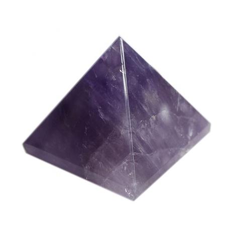 Пирамидка Аметист мини