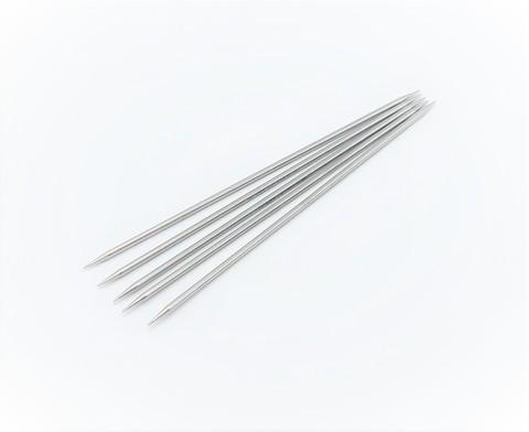 HiyaHiya Sharp DPNs Спицы носочные Металл 15 см (6')(номер 2,5)