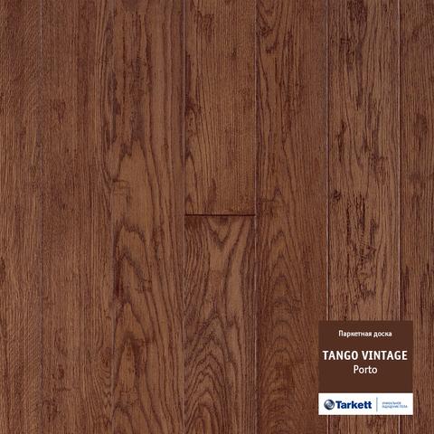 ПАРКЕТ Tarkett  Tango Vintage Порту, 550129007, 2215х164х14мм, 6шт/2,18 м2, фаска с 4-х сторон