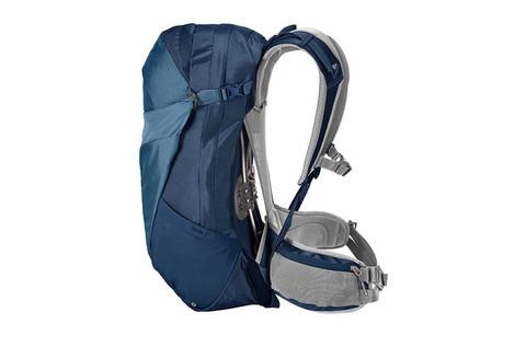 Картинка рюкзак туристический Thule Capstone 32L Тёмно-Синий/Синий - 3
