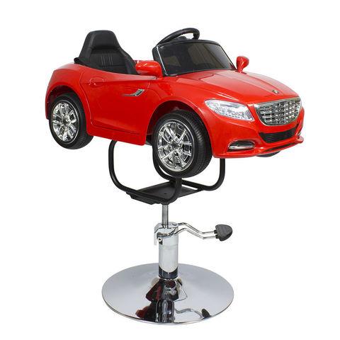 Детское парикмахерское кресло Машинка