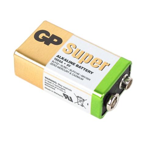Батарейка GP 1604A 6LR61