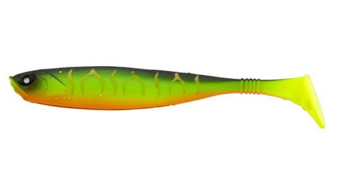 Виброхвост LUCKY JOHN Basara Soft Swim 3D, 5.0in (127 мм), цвет PG02, 4 шт.