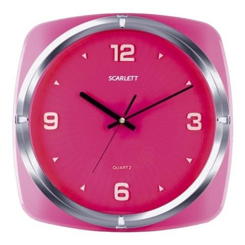Часы настенные Scarlett SC-55DH