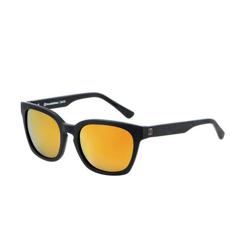 Очки Horsefeathers CHESTER SUNGLASSES (brushed black/mirror gold)
