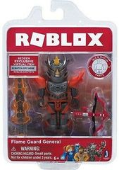Roblox Flame Guard General Action Figure