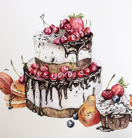 Торт в ассортименте (на выбор клиента)