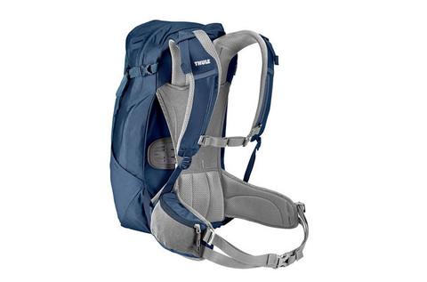Картинка рюкзак туристический Thule Capstone 32L Тёмно-Синий/Синий - 4