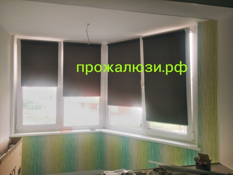 Рулонные шторы Мини 60 х 120