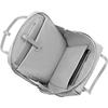 Сумка-рюкзак Victorinox Victoria Harmony, серебристая, 28x13x41 см