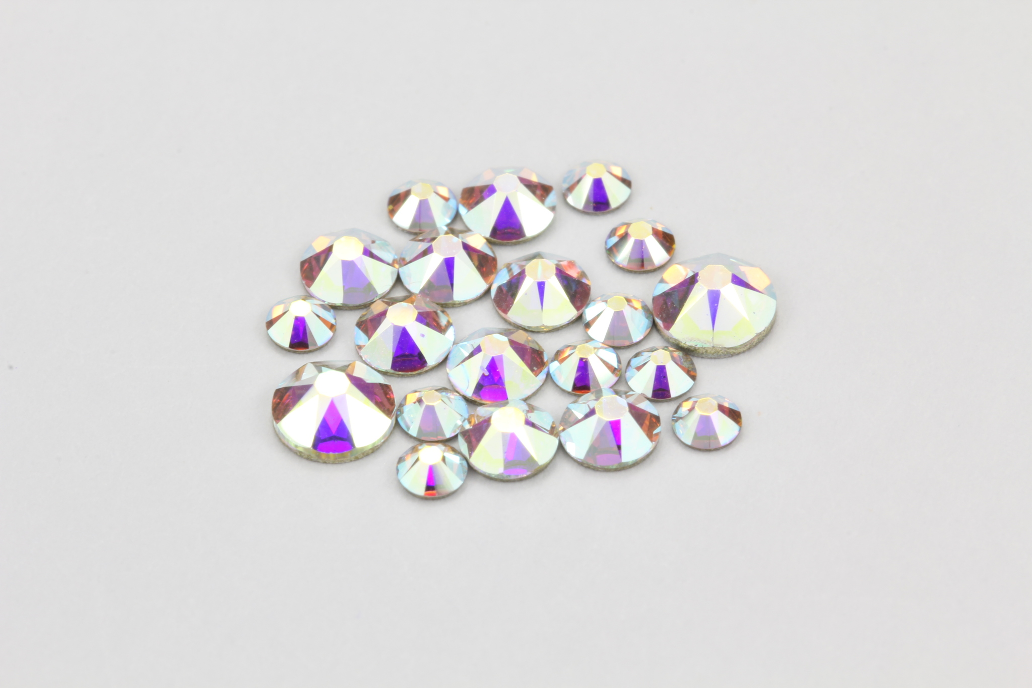 Мини-микс №201 Crystal AB