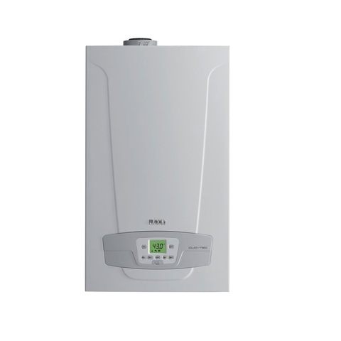 Котел газовый конденсационный BAXI Duo-tec Compact 24 (двухконтурный, закрытая камера сгорания)