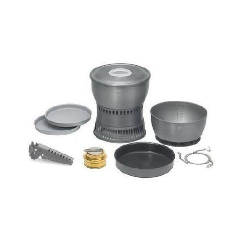 Набор для приготовления пищи Esbit CS2350WN, большой со спиртовкой