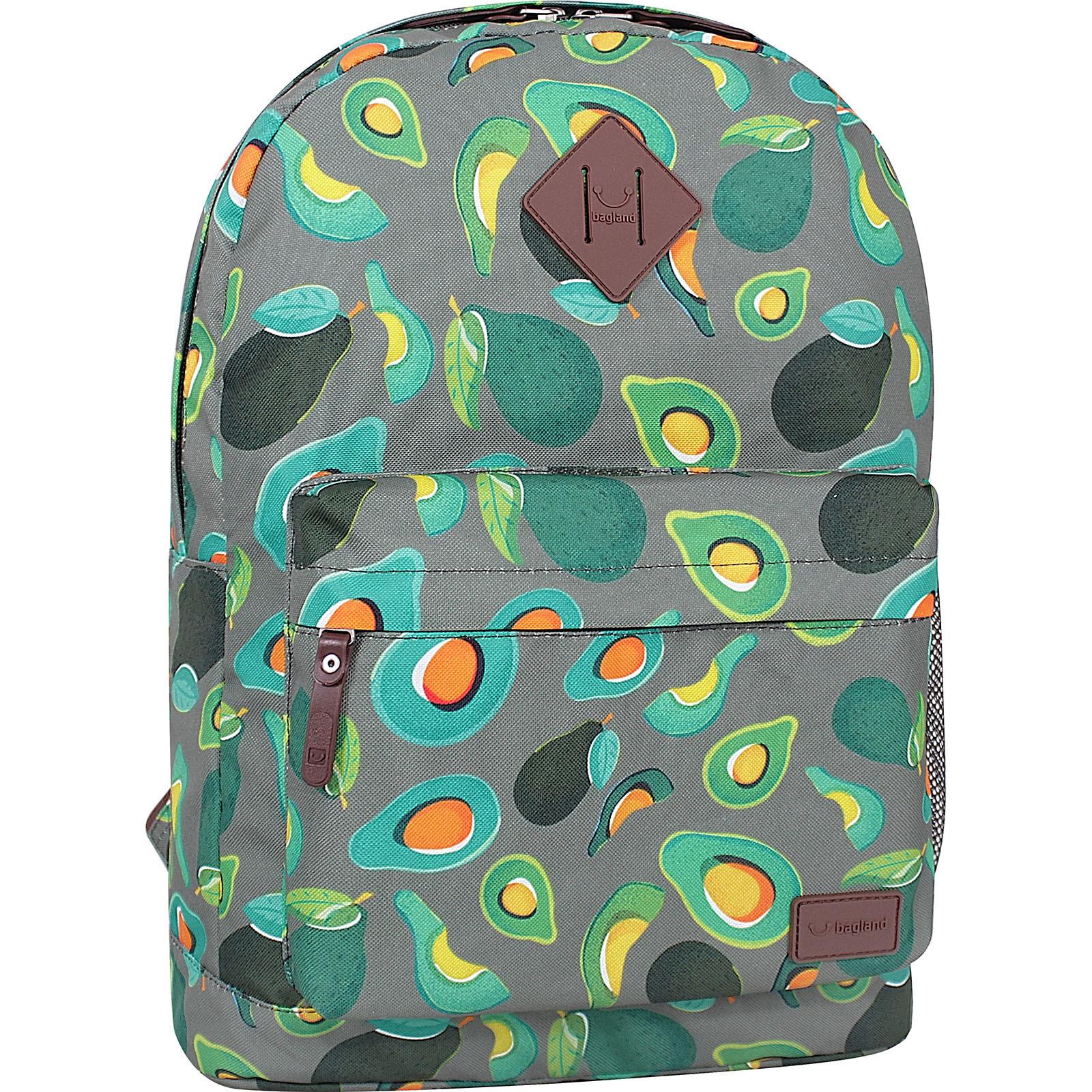 Молодежные рюкзаки Рюкзак Bagland Молодежный (дизайн) 17 л. сублімація 754 (00533664) IMG_0862суб.754.JPG