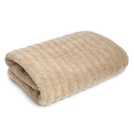 Полотенце банное LIANA (бежевое)