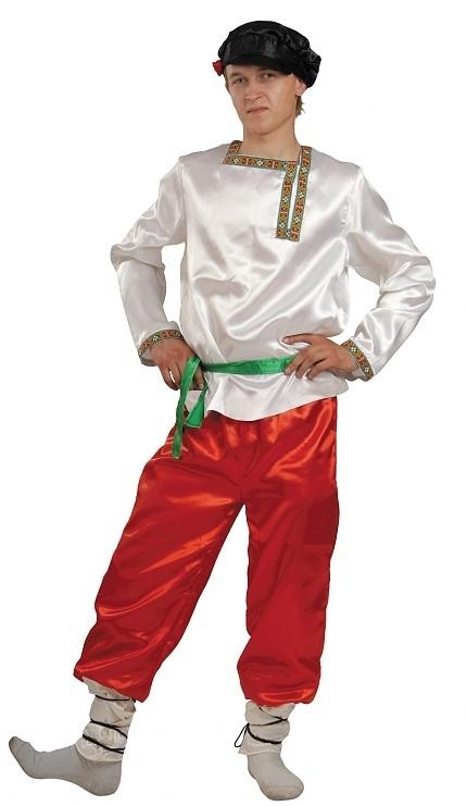 Карнавальный костюм взрослый Ванюша