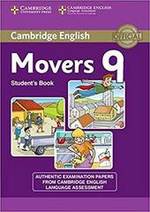 C YLE Tests Movers 9 SB *