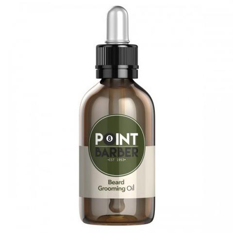 Farmagan Point Barber: Масло-уход за бородой (Beard Grooming Oil), 30мл