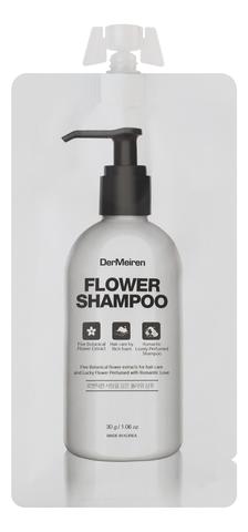 Восстанавливающий бальзам для волос, 30г, DerMeiren