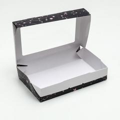 Коробка складная «Космос», 20  12  4 см