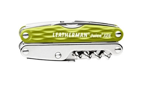 Мультитул Leatherman Juice Xe6 (831960)