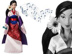 Кукла Мулан поющая, Принцесса Диснея