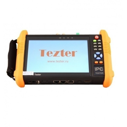 Универсальный монитор-тестер AHD/CVI/TVI/CVBS и IP-видеосистем TIP-H-M-7
