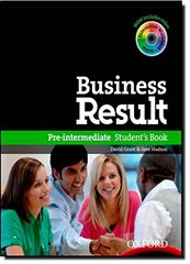 BUSINESS RESULT PRE-INT SB & DVD-ROM PACK