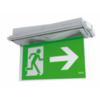 Двухстороннее табло для аварийного эвакуационного светильника с аккумулятором Formula 65 LED Li-Fe