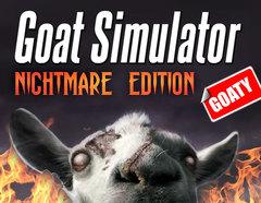 Goat Simulator. Goaty Nightmare Edition (для ПК, цифровой ключ)