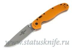 Нож Ontario RAT Model 1A Assisted 8870OR оранжевый
