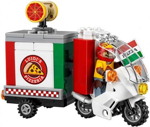 LEGO Batman Movie: Специальная доставка Пугала 70910 — Scarecrow Special Delivery — Лего Бэтмен Муви