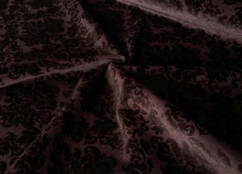 Флок на велюре Вирджиния