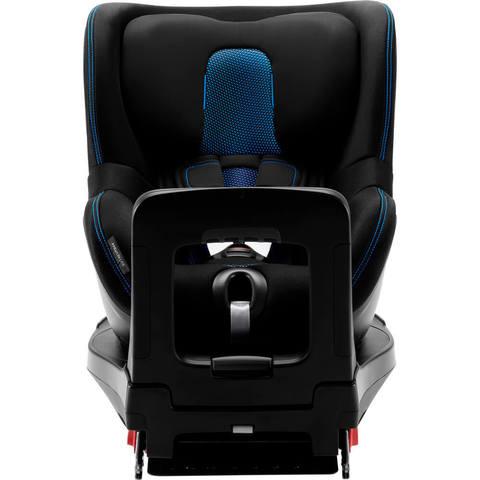 Автокресло Britax Roemer Dualfix M i-Size Cool Flow Blue