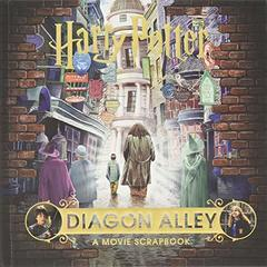 Harry Potter – Diagon Alley: Movie Scrapbook (HB)