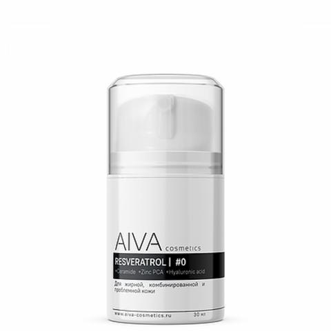 AIVA Восстанавливающий крем с ресвератролом №0, 30 мл